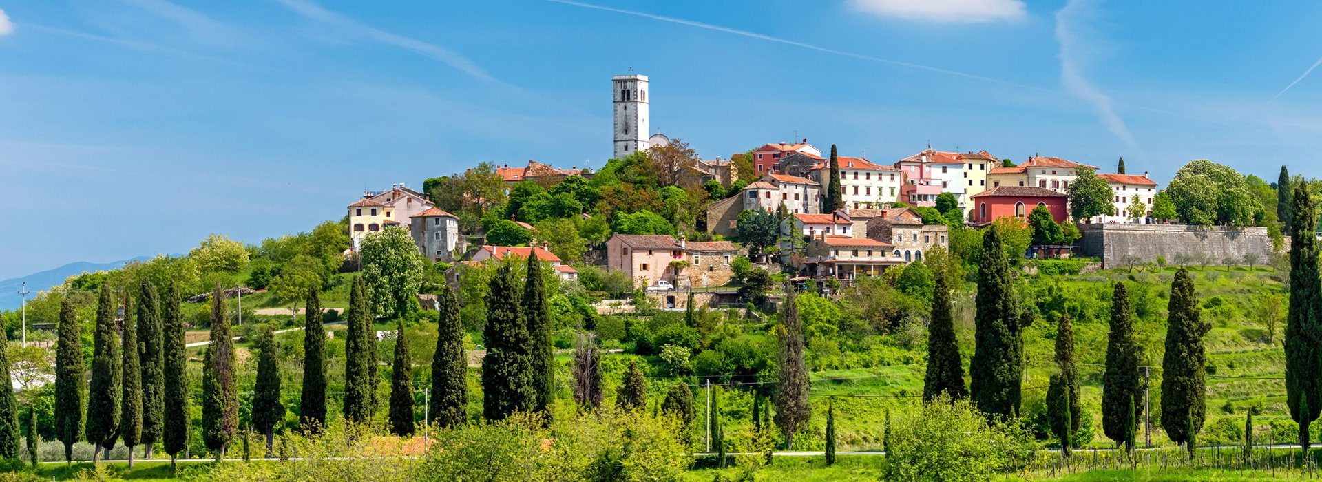 Find your second home in Istria